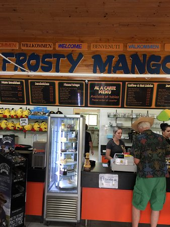 Frosty Mango - Sunshine Coast Tourism
