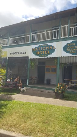 National Hotel - Sunshine Coast Tourism
