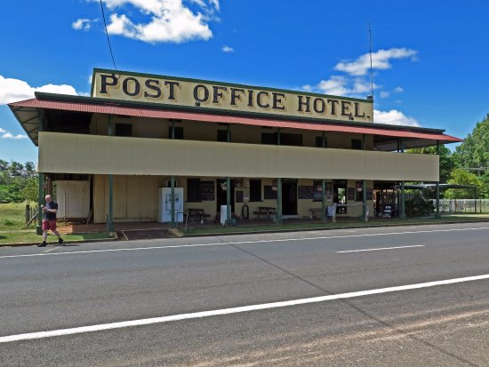 Post Office Hotel - Sunshine Coast Tourism