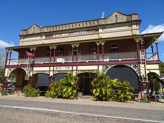 Railway Hotel Pub - Sunshine Coast Tourism