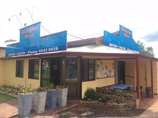 The Hampton Store - Sunshine Coast Tourism