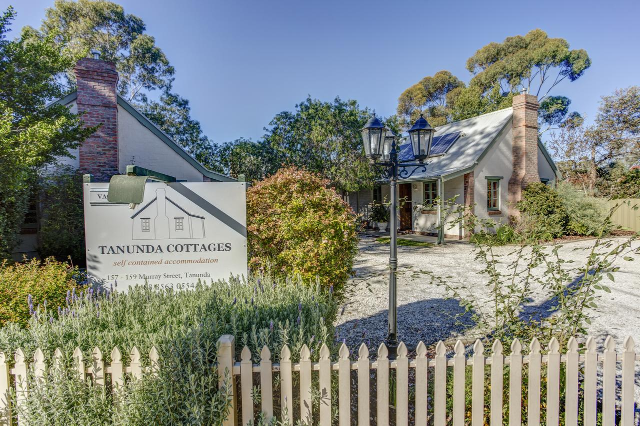 Tanunda Cottages - Sunshine Coast Tourism
