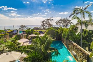 Bayview Beachfront Apartments - Sunshine Coast Tourism