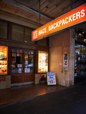 Maze Backpackers - Sydney - Sunshine Coast Tourism