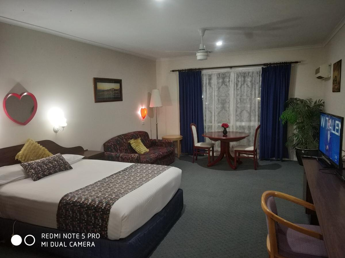 Australia Park Motel - Sunshine Coast Tourism