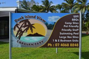 Dunk Island View Caravan Park - Sunshine Coast Tourism