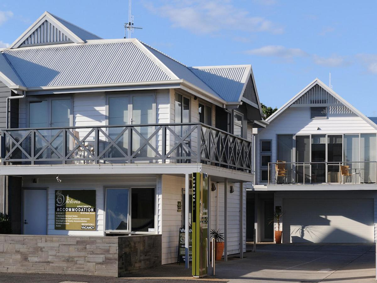 The Victoria Apartments - Sunshine Coast Tourism