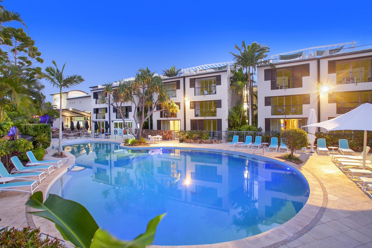 Noosa Blue Resort - Sunshine Coast Tourism