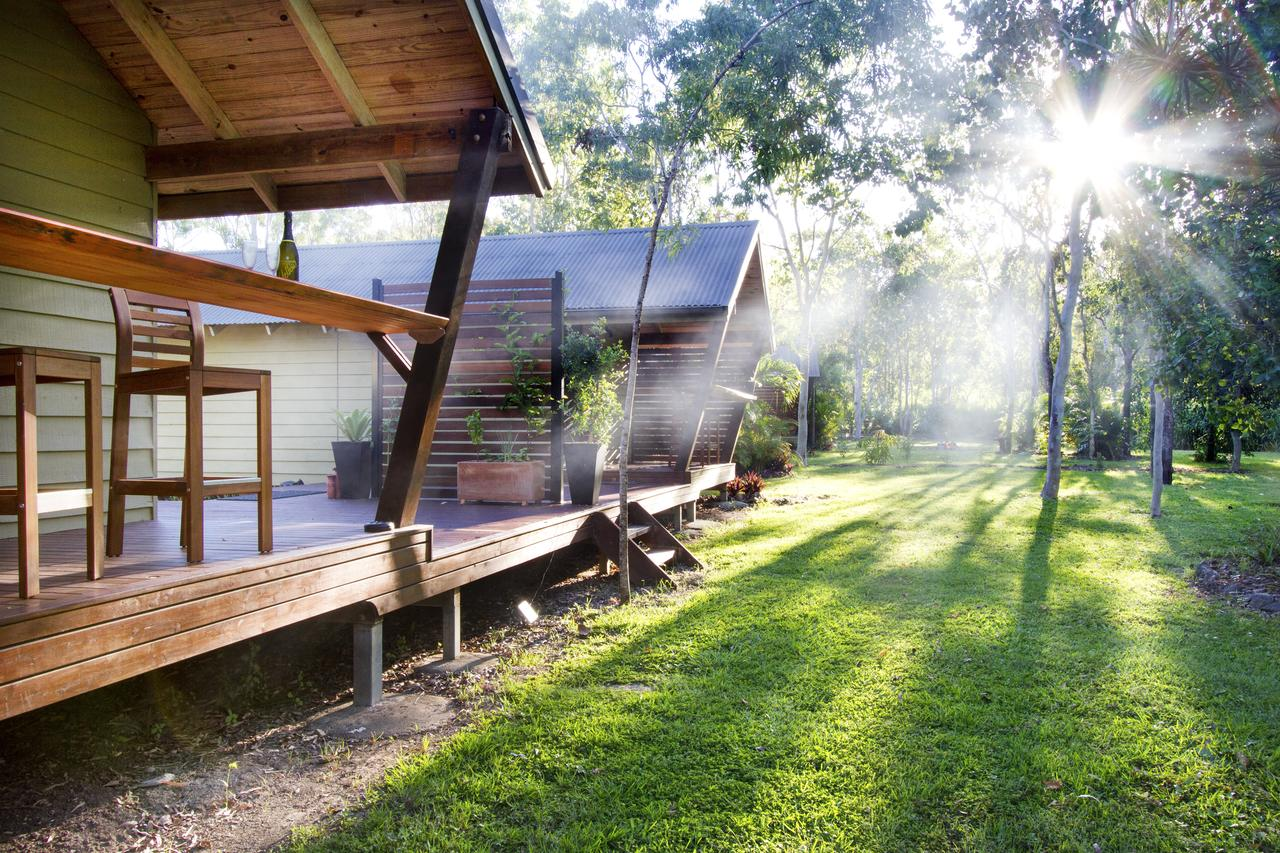 Airlie Beach Eco Cabins - Sunshine Coast Tourism