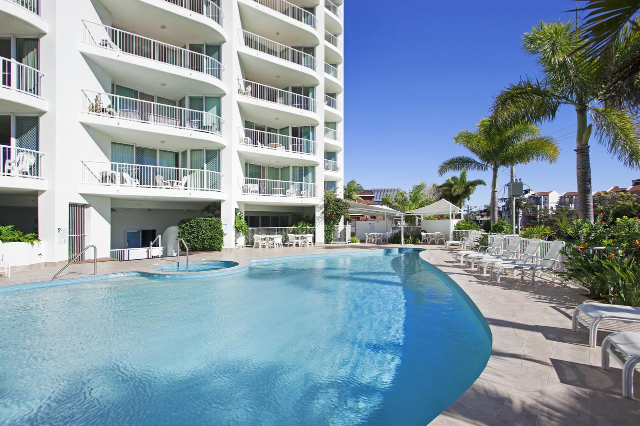 Crystal Bay On The Broadwater - Sunshine Coast Tourism