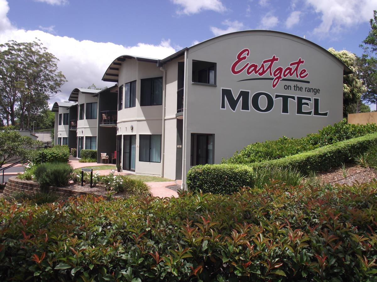 Eastgate Motel on the Range - Sunshine Coast Tourism