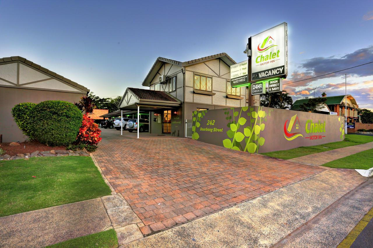 Chalet Motor Inn - Sunshine Coast Tourism