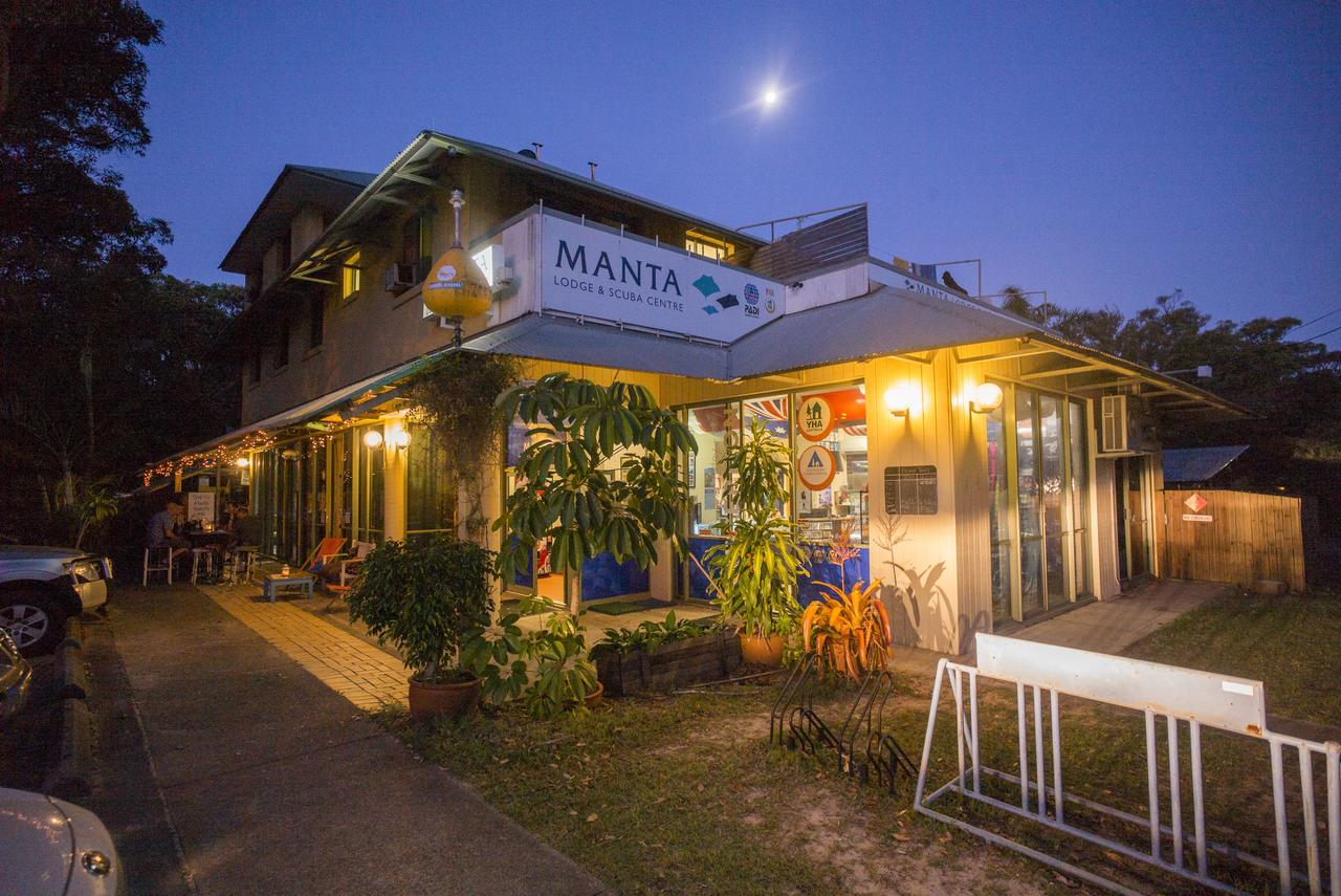 Manta Lodge YHA  Scuba Centre - Sunshine Coast Tourism